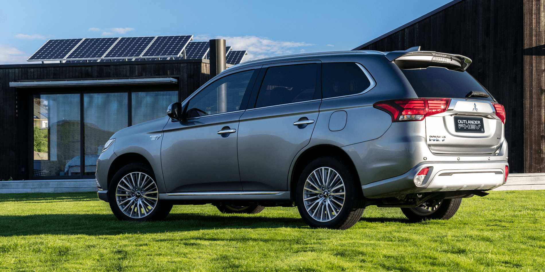 Outlander PHEV | Mitsubishi Motors New Zealand