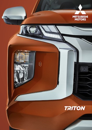 New Triton | 2019 Triton | Mitsubishi Motors New Zealand